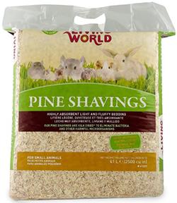 hedgehog cage pine shavings